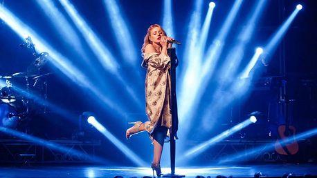 Koncert populární ukrajinské zpěvačky Tiny Karol