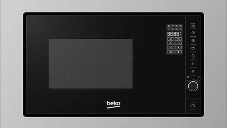 Vestavná mikrovlnná trouba Beko MOB 20231 BG