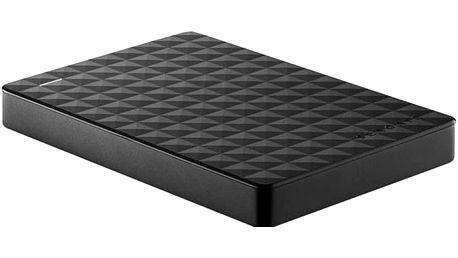 Seagate Expansion Portable, USB3.0 - 1TB, černá - STEA1000400