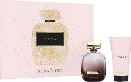 Nina Ricci L'Extase parfémovaná voda pro ženy 50 ml SET X16