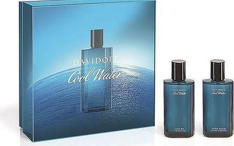 Davidoff Cool Water Men toaletní voda pro muže 75 ml Set X16