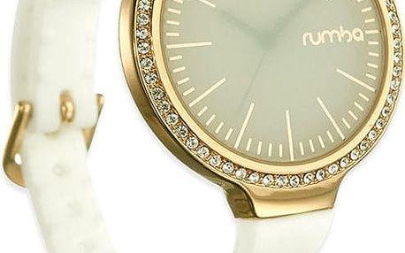 Dámské hodinky Orchard Crystal Gold Snow Patrol