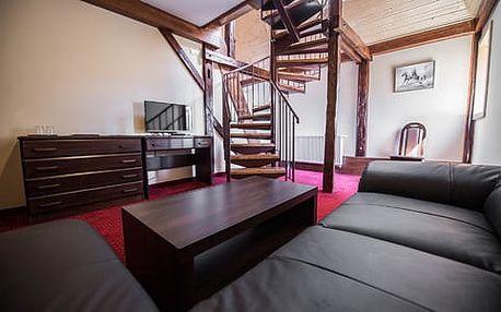 Výborně hodnocený Hotel EUROPA *** v Liptovském Mikuláši
