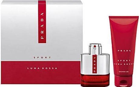 Prada Luna Rossa Sport toaletní voda pro muže 75 ml Set X16