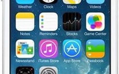Apple iPhone 5s 16GB (ME433CS/A) stříbrný