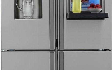 Americká ledničky s domácím barem Beko GNE 134630 X