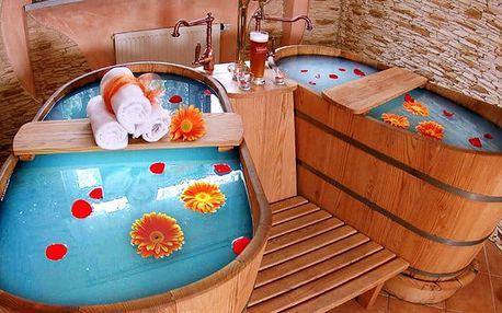 3 nebo 4denní wellness pobyt s polopenzí pro 2 v hotelu Excelsior v Beskydech