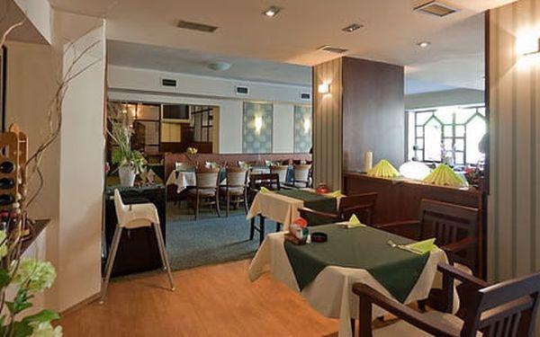 Lázně Poděbrady s pivní vířivou koupelí, neomezenou konzumací piva a ubytováním v hotelu Soudek4