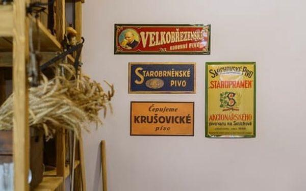 Lázně Poděbrady s pivní vířivou koupelí, neomezenou konzumací piva a ubytováním v hotelu Soudek5