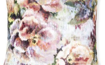 Polštář Velvet Roses, 40x40 cm