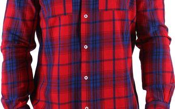 Pánská flanelová košile Adidas Neo vel. XL
