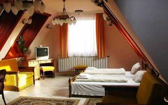 Budapešť, 3-5 dní pro dva v Hotelu Happy*** včetně snídaní a bazénu + děti do 10 let zdarma