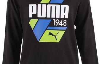 Chlapecké tričko Puma vel. 5 let, 110 cm