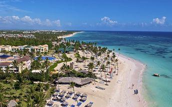Dominikánská republika - Punta Cana na 8 až 9 dní, all inclusive s dopravou vídeň nebo letecky z Prahy