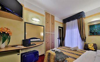 Hotel Sole Blu, Itálie, Emilia - Romagna, 10 dní, Autobus, Polopenze, Alespoň 3 ★★★, sleva 0 %