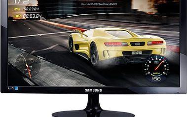 "24"" LED Samsung LS24D330HSX - Full HD, HDMI"