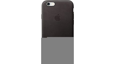 Apple iPhone 6s Leather Case, černá - MKXW2ZM/A