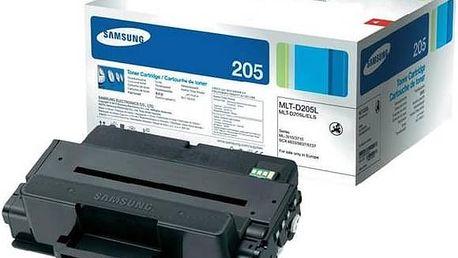 Samsung ML-3710, 10K stran - originální (MLT-D205E) černý
