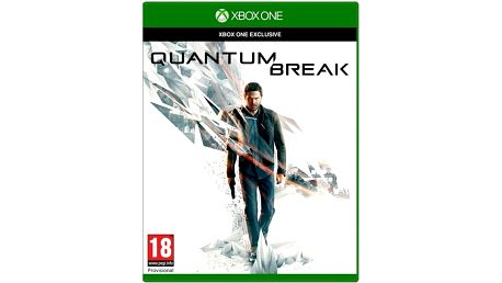 Microsoft Xbox One Quantum Break (U5T-00022)