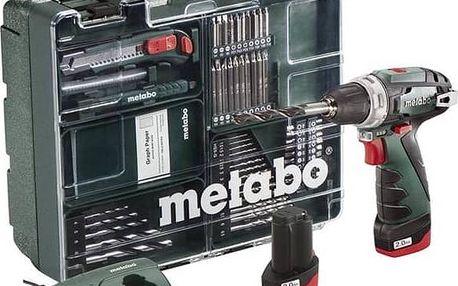 Metabo Power MaxxBSBasic MD 2x2Ah zelená