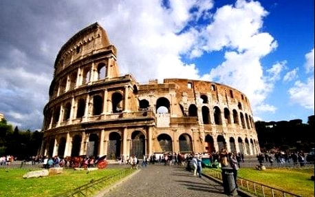 5-denní zájezd - Řím, Vatikán, Vesuv, Pompeje, Herculaneum, Capri a Neapol