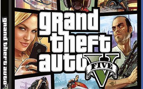 Grand Theft Auto V - PS4 - 5026555416993