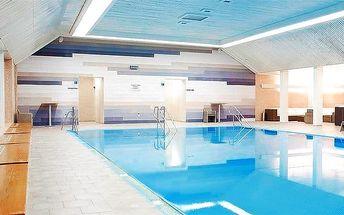 2 nebo 3denní wellness pobyt s polopenzí v hotelu Orlík ve středních Čechách pro 2