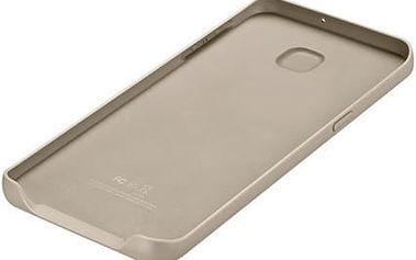 Kryt na mobil Samsung s baterií, pro Galaxy S6 Edge+ (EP-TG928B) (EP-TG928BFEGWW) zlatý