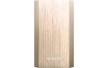 ADATA Power Bank A-Data A10050 10050 mAh - zlatá
