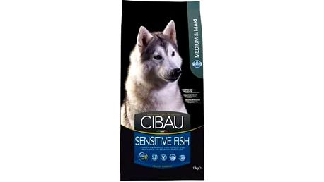Cibau Dog Adult Sensitive Fish&Rice 12 kg