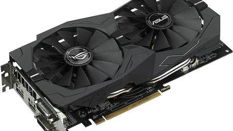 ASUS Radeon RX 470 ROG STRIX-RX470-4G-GAMING, 4GB GDDR5 - 90YV09J0-M0NA00 + Kupon na hru Hitman v hodnotě 1099,- Kč