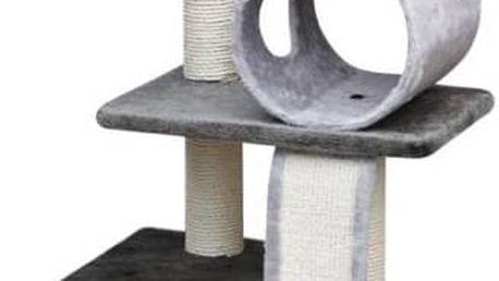 Nobby Kano pro kočku 105cm šedé