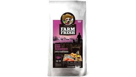 Farm Fresh Fish Sensitive Adult Large Breed 15 kg
