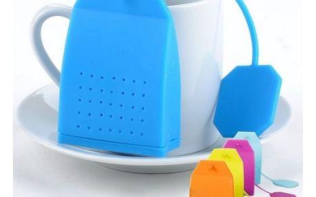 Sítko na čaj v podobě čajového sáčku - dodání do 2 dnů