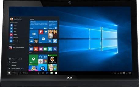 Počítač All In One Acer Z1-622 (DQ.B5FEC.001) černý