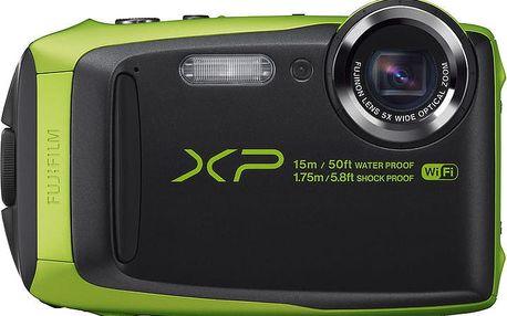Fujifilm FinePix XP90, zelená - 16500129