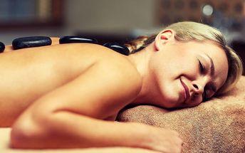 90 minut královské kombinované masáže celého těla