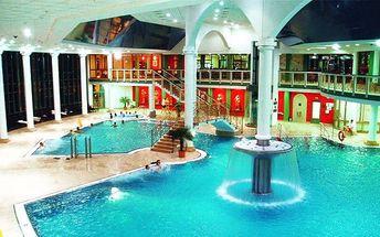 3 až 5denní pobyt s wellness pro 2 v hotelu Zátiší ve Františkových Lázních
