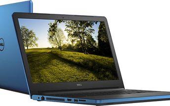 Dell Inspiron 15 (5559), modrá - N-5559-N2-512B