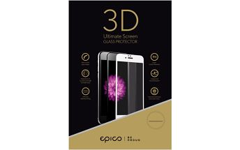 EPICO tvrzené sklo pro iPhone 6/6S EPICO GLASS 3D - bílá - 4412151100001