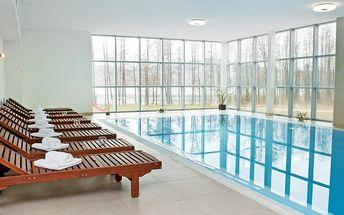Dovolená na Lipně pro DVA v luxusním 4* hotelu s wellness, polopenzí a slevami