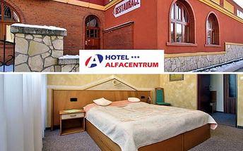 Ubytování v Bílých Karpatech s polopenzí na 3 až 6 dní pro dva a 2 děti do 12 let zdarma