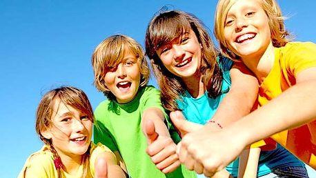 4týdenní sportovní kurz pro děti s Lovci tuků