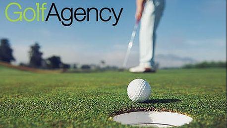 All-inclusive kurz golfu s trenérem PGA v Poděbradech včetně závěrečné zkoušky zdarma