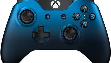 Microsoft Xbox Gamepad Langley, bezdrátový, modrý (Xbox ONE) - GK4-00029