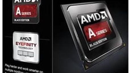 AMD Richland A10-6800K 4c Box (4,1Ghz,4MB); AD680KWOHLBOX