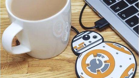 Ohřívač šálků USB Star Wars