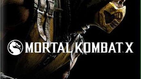 XONE Mortal Kombat X; 5051892190442