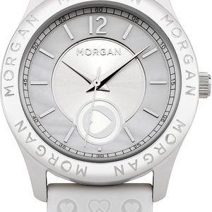 Dámské hodinky Morgan de Toi 1132W White - doprava zdarma!