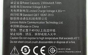 Lenovo pro A6000, Li-Pol 2300mAh - bulk (8592118836043)